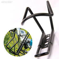 C338 FCA8 New Metal Bicycle Bike Water bottle holder cage cycling black F673