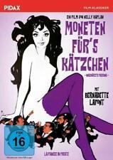 Moneten fürs Kätzchen - Bernadette Lafont Pidax Klassiker  DVD/NEU/OVP
