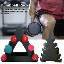 Vertical Dumbbell Weights Rack Set 6/10 Hand 25kg Exercise Fitness Home Gym