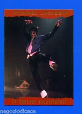 MICHAEL JACKSON - Panini 1996 - CARD - Figurina-Sticker n. 107