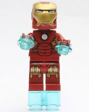 LEGO® Superheroes™ Iron Man (w/ Circle) Mark 7 - from set 6869 Quinjet Aerial