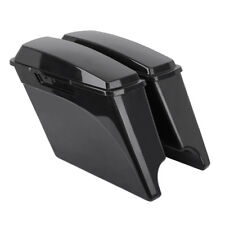 Unpainted Hard Saddlebags Saddle bags For Harley Touring Model 1993-2013