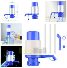 US Easy Manual Hand Press 5 Gallon Drinking Water Bottle Bottled Dispenser Pump