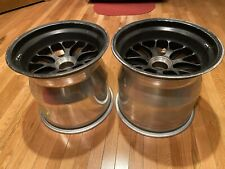 INDY RACE CAR BBS RACING REAR WHEELS REYNARD LOLA DALLARA PANOZ OPEN WHEEL IRL