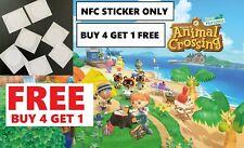 FREE Animal Crossing AMIIBO STICKERS. BUY 4 GET 1 FREE!! YOU PICK!