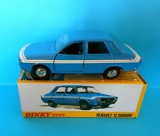 DINKY TOYS 1424 G - RENAULT 12 GORDINI Atlas Editions 2267003 -  Scala 1/43 [N]
