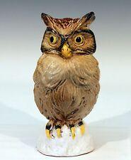Bellini Owl Pottery Ceramic MCM Italian Raymor Vintage Mid Century Animal Figure