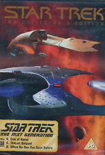 Star Trek The Next Generation Episodes 4, 5 & 6 TNG  (DVD) NEW SEALED PAL R2