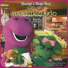 USED (VG) Barney & Baby Bop Van Al Supermercado (Spanish Edition) by Donna Coone