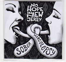 (EC282) No Hope In New Jersey, Narcolepsy / Sober - DJ CD