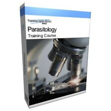 Parasitology Parasite Microscope Training Book Course