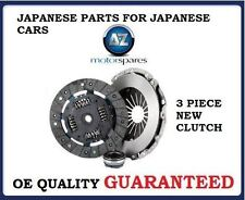 FOR TOYOTA CARINA E 2.0i GTIi EXEC 1992-1997 NEW 3 PIECE CLUTCH KIT *OE QUALITY*