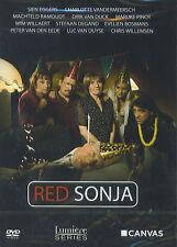 Red Sonja (met Sien Eggers, Machteld Ramoudt, Marijke Pinoy, ...) (DVD)