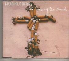 (BX720) Huckleberry, The Lives Of Saints - DJ CD