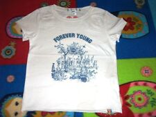 CASTELBAJAC T SHIRT FOREVER YOUNG 3/4 ANS