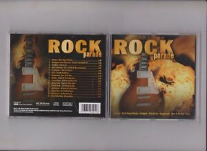 Rockparade (2006) Santana, Foreigner, Steppenwolf, Canned Heat, Procol Ha.. [CD]