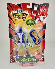 "Power Rangers Jungle Fury Master 5"" JAGUAR Ranger - NEW Bandai 2007"