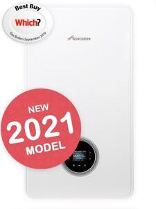 WORCESTER Bosch 4000 30kw Boiler And Flue 7years Warranty