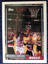 Nothing but Michael Jordan Topps Cards 1992-1999