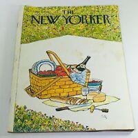 The New Yorker: June 5 1978 Full Magazine/Theme Cover Arthur Getz