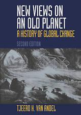 New Views on an Old Planet, Andel, Tjeerd H. van, Very Good condition, Book
