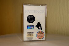 George Michael ‎- Patience ‎(2004) SONY MUSIC RUSSIA, CASSETTE SEALED!