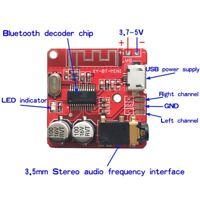 Bluetooth 4.1 Decoder Board MP3 Lossless Car Speaker Modified Circuit Board GW