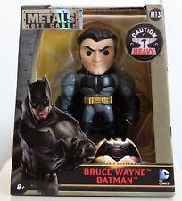 DC COMICS METALS DIE CAST BRUCE WAYNE BATMAN FIGURE