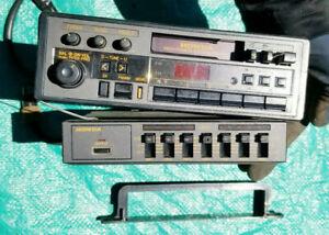 OEM 1985 Honda Prelude Premium Radio and Equalizer