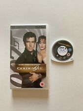 PSP UMD Video James Bond GoldenEye Very Good Condition