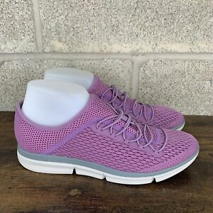 Merrell Zoe Sojourn Knit Q2 Casual Shoe Purple Women's Size 10