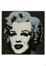 1962 Poster Kunstdruck Bild 55,5x68,5cm Andy Warhol Marilyn Monroe