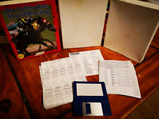 Commodore Amiga Game - Daily Double Horse Racing - CDS