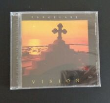 SANCTUARY Vision NEW Instrumental Music For the Soul CD Sealed FREE SHIPPING
