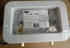 Oatey 38102 Washing Machine Supply Box (Lot Of 12)