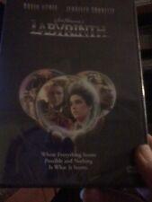 Labyrinth (DVD, 1999, Subtitled Spanish)Brand New
