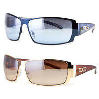 Eyewear Womens Mens Shield Designer Sunglasses Shades Fashion Retro Wrap New