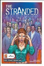 THE STRANDED / DAN DARE (VIRGIN COMICS Flip Book, Free Comic Book Day 2008), NM