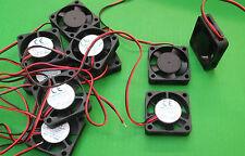 Fan 12 Vdc Fans Cooling 40 x 40 x 10mm FP108HX/DC12VS1B 40mm Ball Bearing x1pc
