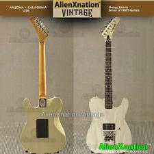 Kramer Motley Crue Mick Mars Telecaster Guitar 1990 Vintage