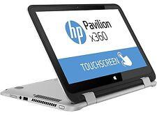 HP Pavillion x360 15-BK117CL Full HD Touch 7th Gen i5 8GB Ram 1TB Hdd Win10