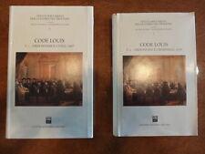 Code Louis - Ordonnance Civil 1667 - Ordonnance Criminelle 1670 - Giuffrè