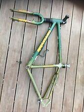 Cannondale Retro Mountain Bike Frame and Forks Fatty D Headshok Coda Stem MTB