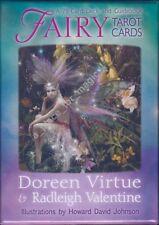 NEW Doreen Virtue Fairy Tarot Cards Deck Radleigh Valentine