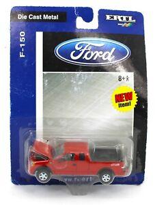 1:64 ERTL *RED* Ford F-150 Pickup Truck *NIP*
