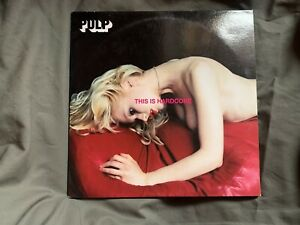Pulp - This Is Hardcore , 1998 First pressing,  2LP