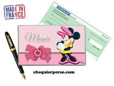 minnie mouse 01-005 protège porte chéquier format portefeuille