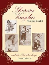 """Theresa Vaughn and the Buckbee banjo"", Leonard Schneider's official site, pics+"