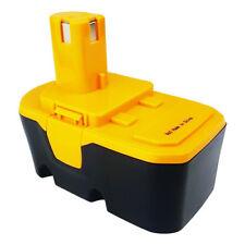 Ryobi 1322401, 1400672, 1323303 Replacement 18V 1.5Ah Ni-CD Power Tool Battery