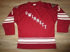 Gwinnett Atlanta Gladiators ECHL Minor League Hockey Jersey XL mens